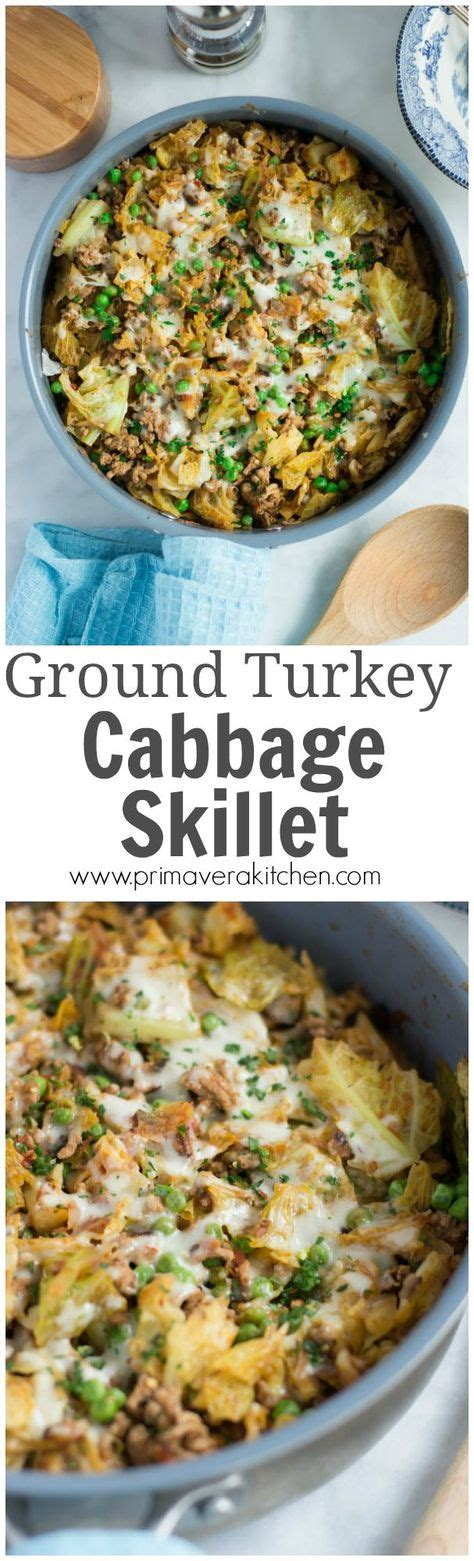 However, the original reason for meatloaf was to stretch the food dollar by adding less expensive bread to expensive meat. Ground Turkey Cabbage Skillet - This very easy Ground Turkey Cabbage Skillet recipe is perfect ...