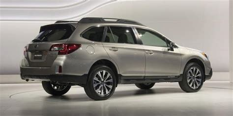 Outback News by All New 2015 Subaru Outback Torque News