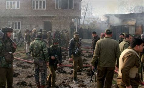 13 Killed In Terror Attacks In Jammu And Kashmir Ahead Of