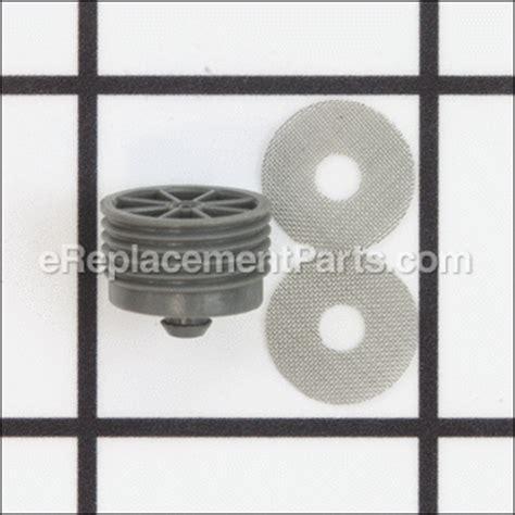 Moen CA87888 Parts List and Diagram : eReplacementParts.com