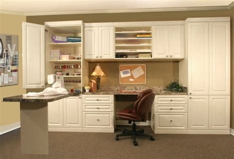 craft cabinet with drop table craft room desk traditional home office nashville