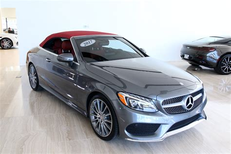 The c300 coupe feels far more sophisticated and luxurious than the rival lexus rc and infiniti q60, softer than the sportier bmw 4 series, classier than the cadillac ats and fresher than. 2017 Mercedes-Benz C-Class C 300 Stock # 8N067163B for sale near Vienna, VA | VA Mercedes-Benz ...