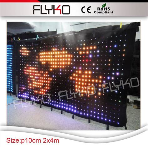 screen indoor led screen p10cm led stage backdrop