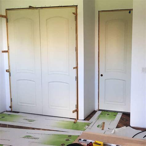 interior door installation ediss construction remodeling