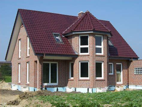 Haus Rotes Dach by Hiegemann Dachdeckerei Und Zimmerei Oelde