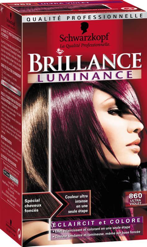 exemple couleur cheveux ultra violet