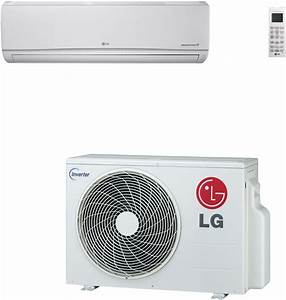 Lg Ls181hsv3 18 200 Btu Single Zone Wall