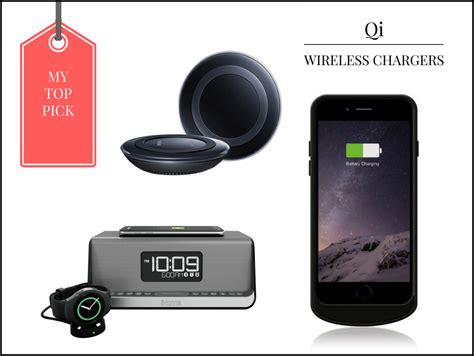 Qi Wireless Chargers Review