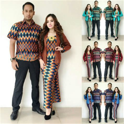 jual baju batik couple sarimbit gamis model amelia seragam