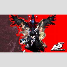 Preorder Persona 5  Out Tuesday 4th April  Jelly Deals