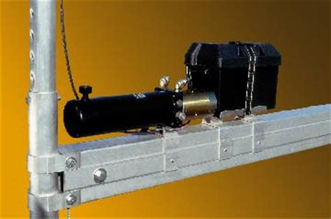 Boat Lift Pump by Hydraulic Boat Lift Features
