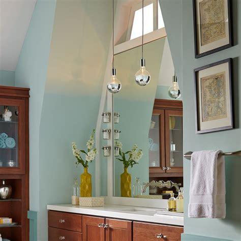 pendant lighting ideas   modern bathroom