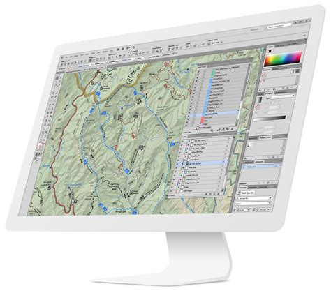 avenza systems inc gis mapping and cartography