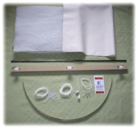 Roman Shade Kits Customized