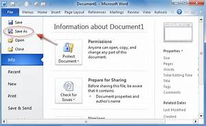 Command button word 2010 vb 6 activex components for Saved documents in word