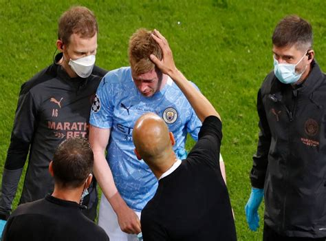 Kevin de Bruyne: Manchester City lose midfield star to ...