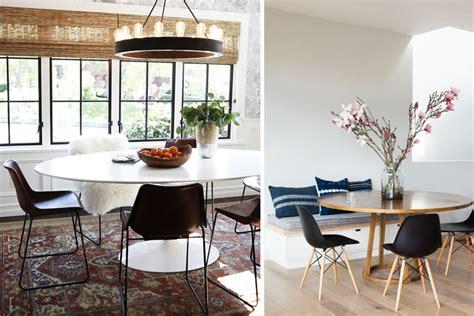 tipos de mesas de comedor en la decoracion