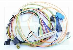 Worcester Junior 24i  U0026 28i Main Wiring Harness 87161058760