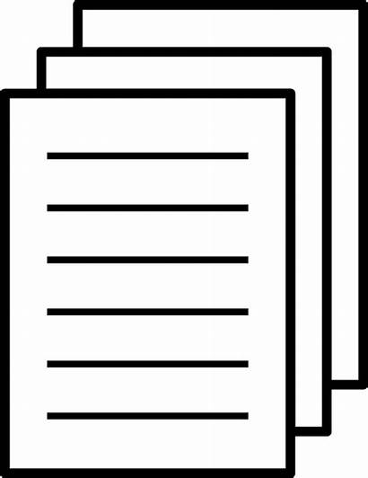 Paper Multiple Sheets Graphic Vector Pixabay