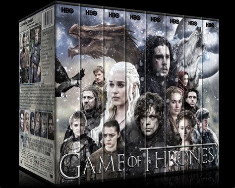 game  thrones dvd set   gamexcontrolco
