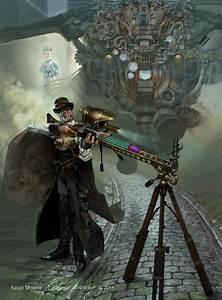 Mowrer Art Steampunk Frankenstein and more: August 2011  Steampunk