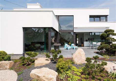 Haus Des Jahres 2014  1platz Modernes Flachdachhaus