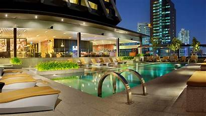 Hilton Hotel Doubletree Thailand Bangkok Hotels Travel