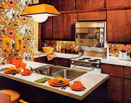 Country Kitchen Wallpaper Design Ideas