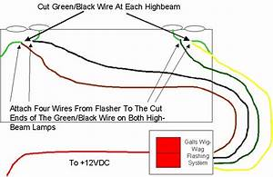 Wiring Diagram For Galls Headlight Flasher