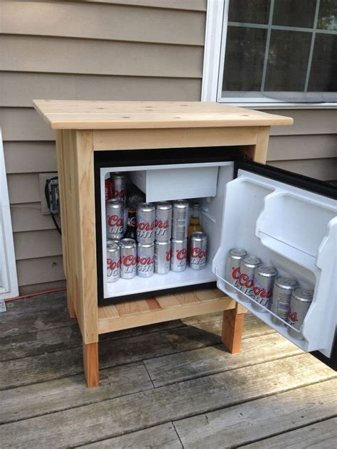 ideas  beer fridge  pinterest mancave