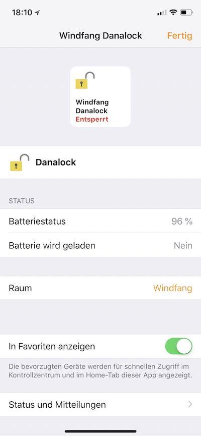 danalock v3 test danalock v3 homekit schloss im test macerkopf