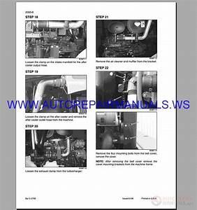 Case 721e 821e Tier 3 Wheel Loaders Schematic Operator U0026 39 S