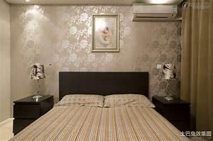 40 Motif Wallpaper Untuk Kamar Tidur Utama