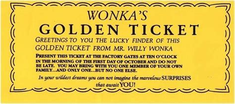 Blank Golden Ticket Template by Carnival Ticket Blank Template Ticket Template Free