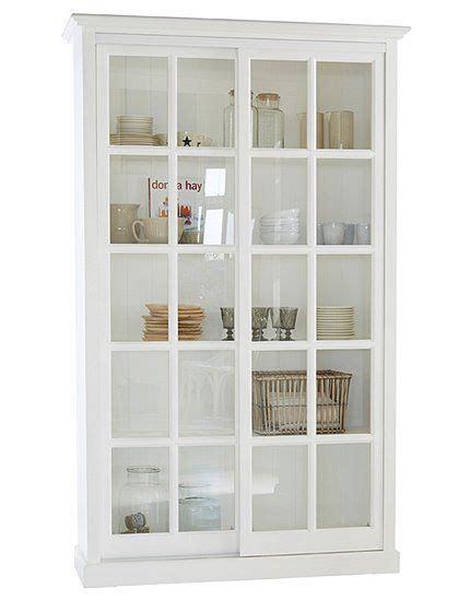 schiebetüren für schrank die 25 besten vitrinenschrank ideen auf geschirrschrank display schr 228 nke