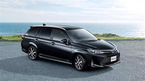 Toyota 4k Wallpapers by 2018 Toyota Corolla Fielder 4k Wallpaper Hd Car