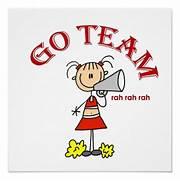 Go Team Clip Art Go te...