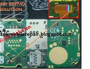 Mobile Repairing  Nokia 110 Lcd  U0026 Keypad Light Solution