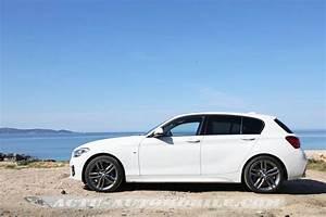 Serie 1 Blanche : conclusion essai nouvelle bmw 118d m sport actu automobile ~ Gottalentnigeria.com Avis de Voitures