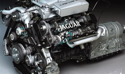 Jaguar 4.0-liter And 4.2-liter V8 Engine Service