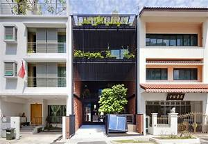 Sustainable, Yet, Modern, Terrace, House, Design, By, Dp, Architects