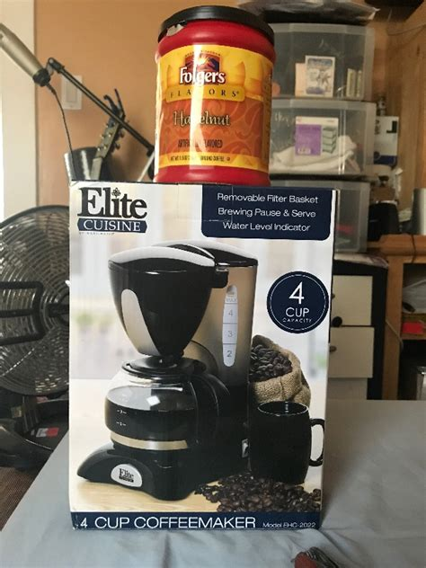 It serves up hot, fresh, and tasty coffee. Now we can brew coffee - Coffee and Tea 2017 - redditgifts