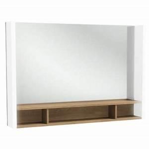 Miroir Avec Eclairage Salle Bains Ettablette Chaios