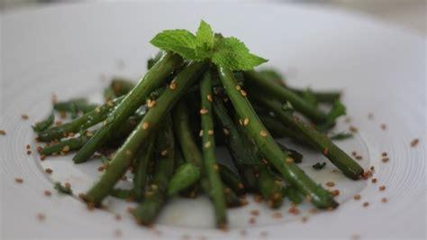 haricots verts cuisin駸 les haricots verts je les cuisine autrement