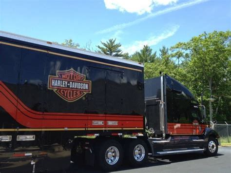 1 Of Harley Davidson's 18wheeler