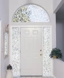 fensterfolie design decorating arched windows decorative window