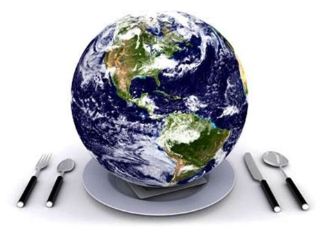 Image result for world with food