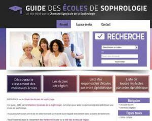chambre syndicale sophrologie guide des écoles de sophrologie chambre syndicale