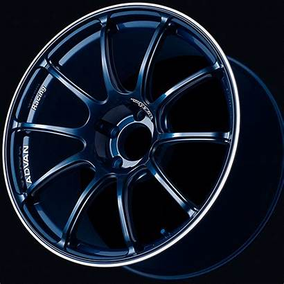 Advan Rz2 Racing Wheels Rz Wheel Indigo