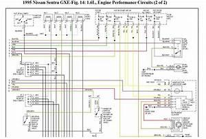 Nissan Sentra Wiring Diagram